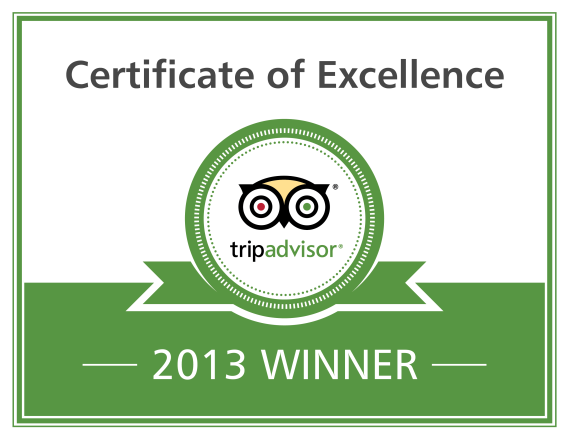 Inyati Game Lodge Earns 2013 Tripadvisor Certificate Of Excellence