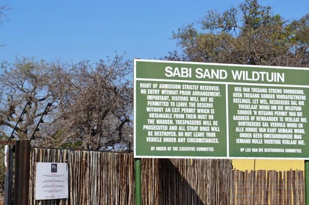 Sabi Sand Game Reserve