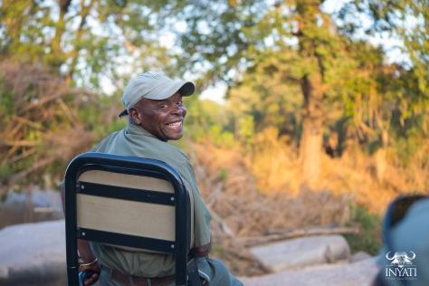Nelson Inyati safari