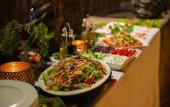 Scrumptious buffet